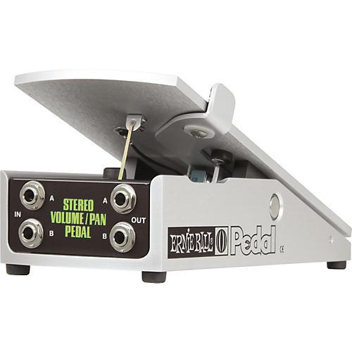 Ernie Ball 6165 Stereo Volume/Pan Pedal-thumbnail