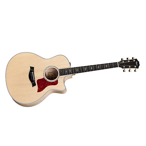 Taylor 616ce Maple/Spruce Grand Symphony Acoustic-Electric Guitar Natural