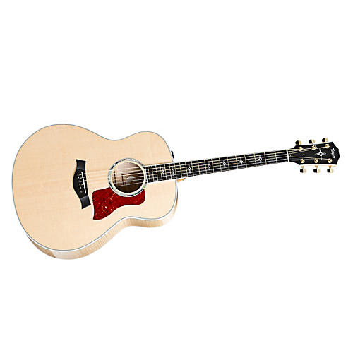 Taylor 618E Grand Orchestra Spruce/Maple Acoustic-Electric Guitar-thumbnail