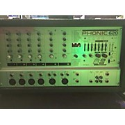 Phonic 620 PA HEAD Powered Mixer