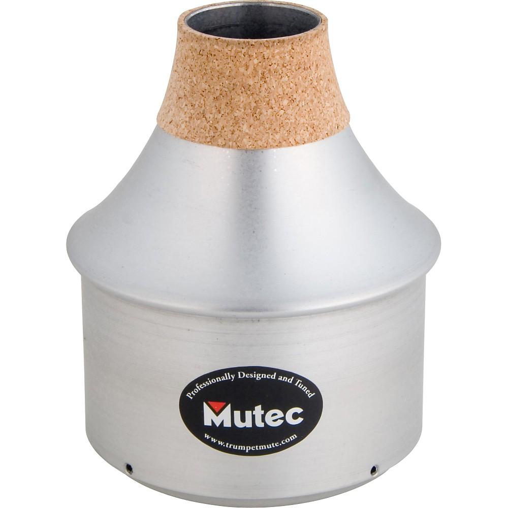 Mutec Mht161 Aluminum Trumpet Practice Mute 1274319727594