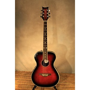 Pre-owned Daisy Rock 6222 Acoustic Electric Guitar by Daisy Rock