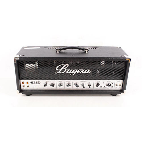 Bugera 6260 120W 2-Channel Tube Guitar Amp Head-thumbnail