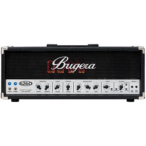 Bugera 6260 120w tube guitar amp head guitar center