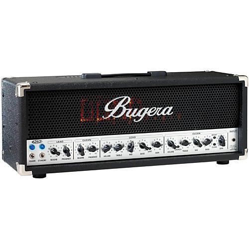 Bugera 6262 120W 2-Channel Tube Guitar Amp Head-thumbnail