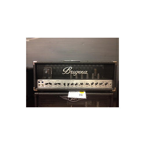 Bugera 6262 Infinium 120W Black Tube Guitar Amp Head-thumbnail