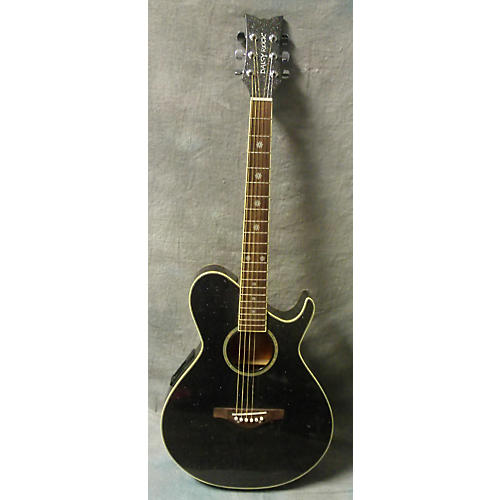 Daisy Rock 6273 Acoustic Electric Guitar-thumbnail