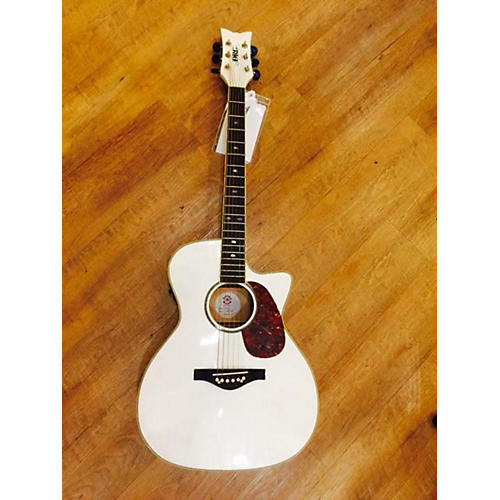 Daisy Rock 6274 Acoustic Electric Guitar-thumbnail