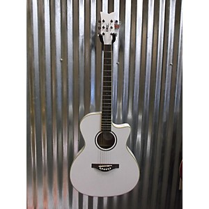Pre-owned Daisy Rock 6274 Acoustic Electric Guitar by Daisy Rock