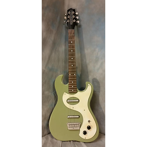 Danelectro 63 DOUBLE CUTAWAY Solid Body Electric Guitar