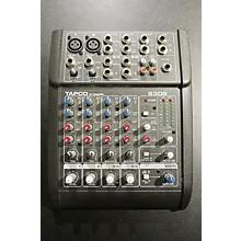 Tapco 6306 6 CHANNEL MIXER Unpowered Mixer