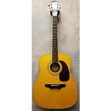Silvertone 633E Acoustic Electric Guitar