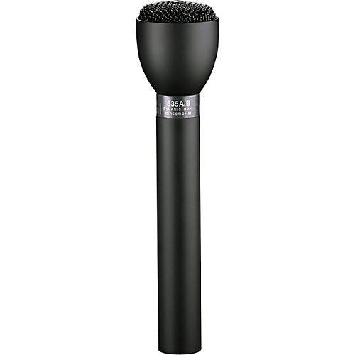 Electro-Voice 635N/D-B Handheld Interview Microphone