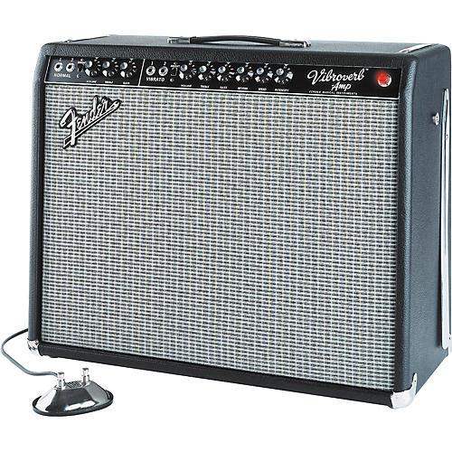 Fender '64 Vibroverb Custom Guitar Combo Amp