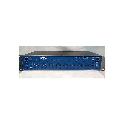 Aviom 6416O Line Mixer