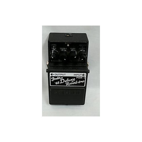 Fender '65 Deluxe Reverb Amp Effect Pedal