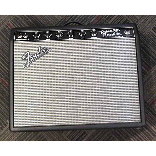 Fender 65 Princeton Reverb 1x10 15W Tube Guitar Combo Amp