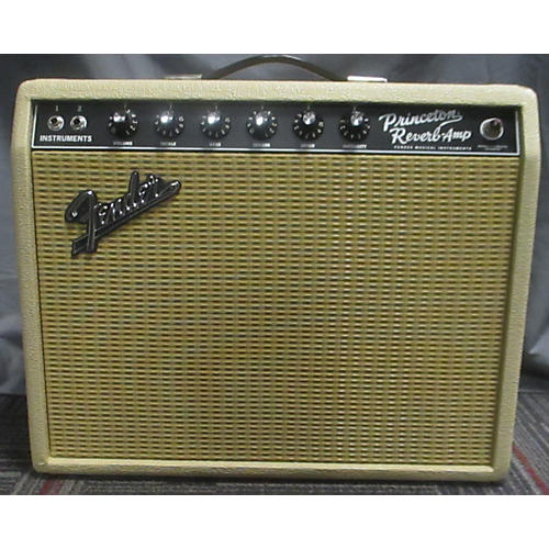 Fender 65 Princeton Reverb 1x10 15W Tube Guitar Combo Amp