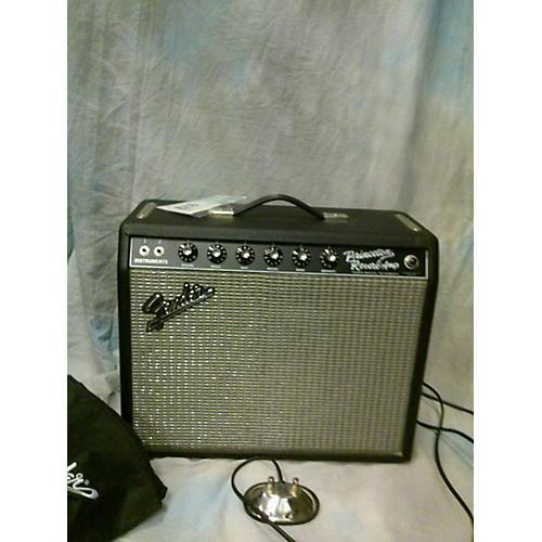Fender 65 Princeton Reverb 1x10 15W Tube Guitar Combo Amp-thumbnail