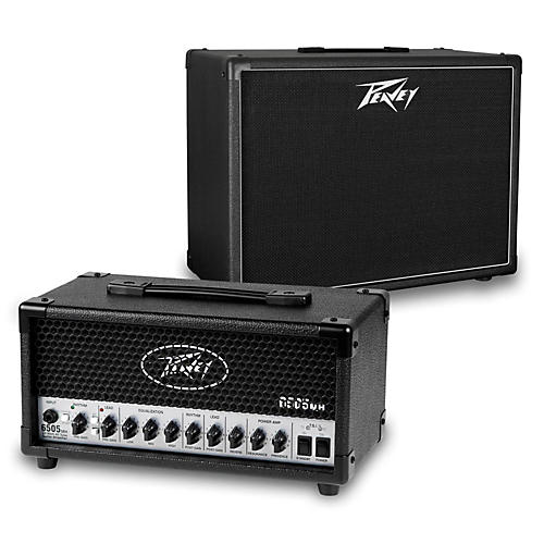 peavey 6505 mh micro 20w tube guitar amp head with 112 6 25w 1x12 cabinet guitar center. Black Bedroom Furniture Sets. Home Design Ideas