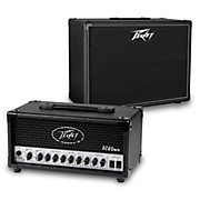 Peavey 6505 MH Micro 20W Tube Guitar Amp Head with 1x12 Cabinet