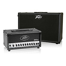 Peavey 6505 MH Micro 20W Tube Guitar Amp Head with 212-6 50W 2x12 Cabinet