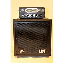 Peavey 6505 Piranha Stack Guitar Stack