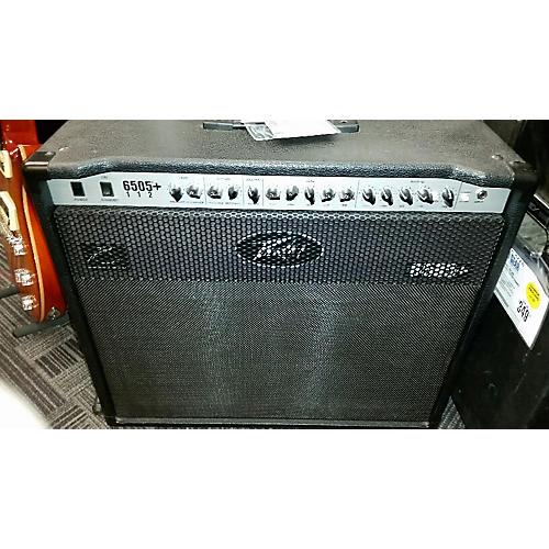 Peavey 6505 Plus 1x12 60W Tube Guitar Combo Amp-thumbnail