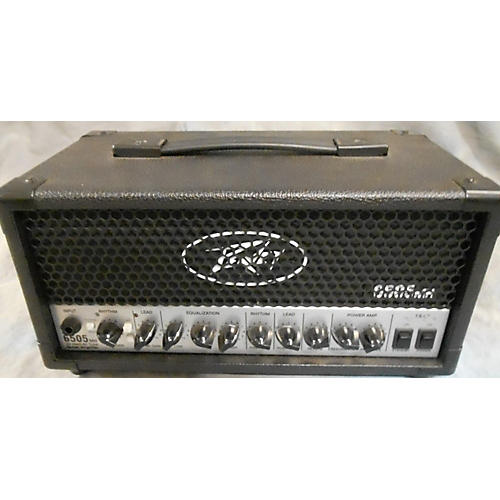 Peavey 6505MH Tube Guitar Amp Head-thumbnail