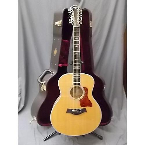 Taylor 656 12 String Acoustic Guitar-thumbnail