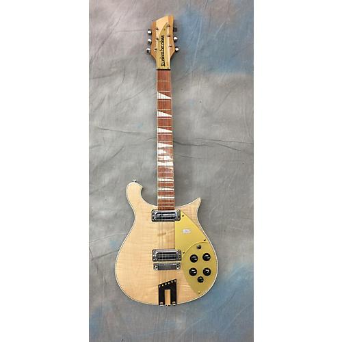 Rickenbacker 660-6 Mapleglo Solid Body Electric Guitar