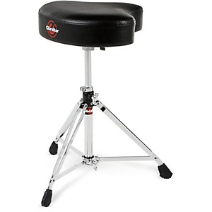Gibraltar 6600 Series Motorcycle-Style Drum Throne by Gibraltar