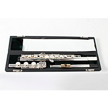 Pearl Flutes 665 Quantz Vigore Professional Series Open Hole Flute Level 2 B Foot, Split E, C# Trill, D# Roller 888366029619