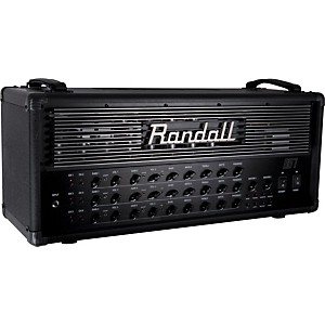 Randall 667 120 Watt Guitar Tube Amp Head by Randall