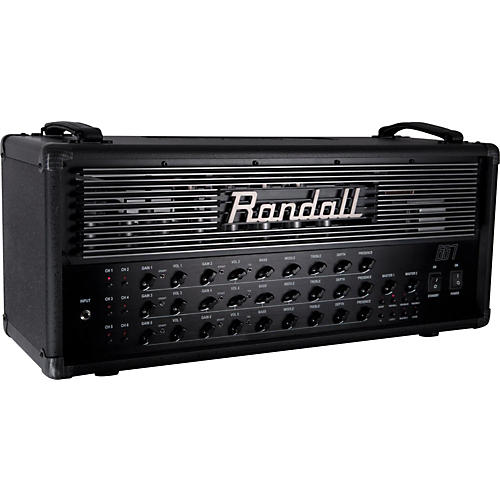Randall 667 120W Guitar Tube Amp Head-thumbnail