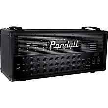 Randall 667 120W Guitar Tube Amp Head Level 1 Black