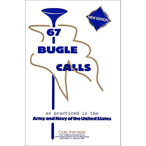 Carl Fischer 67 Bugle Calls-thumbnail