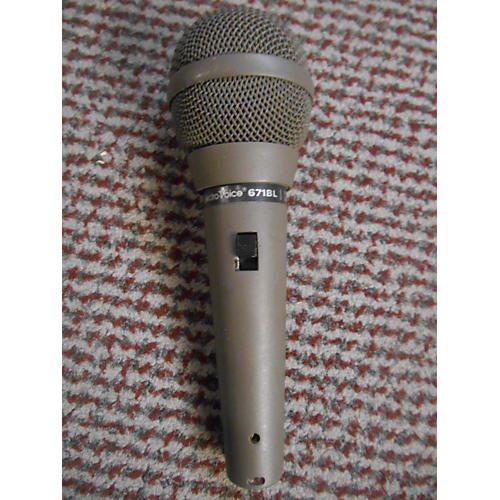 Electro-Voice 671 Dynamic Microphone