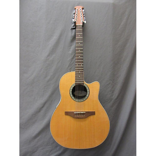 Ovation 6751 12 String Acoustic Guitar