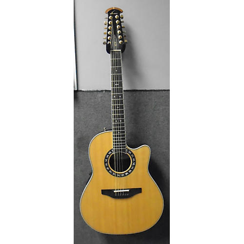 Ovation 6756LX 12 String Acoustic Electric Guitar