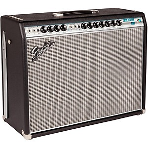 Click here to buy Fender '68 Custom Twin Reverb 85 Watt 2x12 Tube Guitar Combo Amp with Celestion... by Fender.