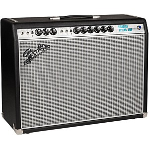 Click here to buy Fender '68 Custom Vibrolux Reverb Guitar Combo Amplifier by Fender.