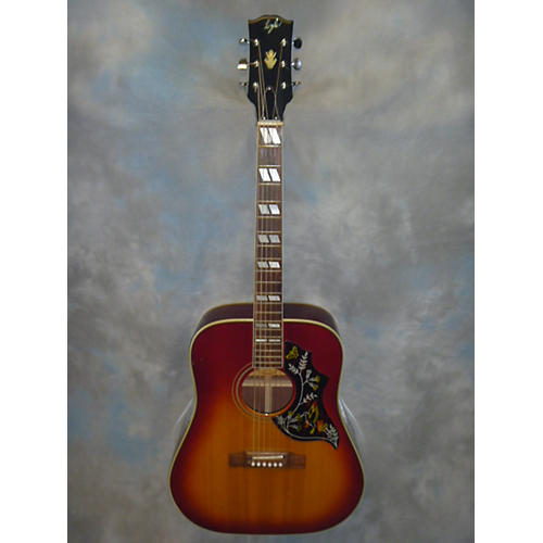 Lyle 680-l Acoustic Guitar-thumbnail