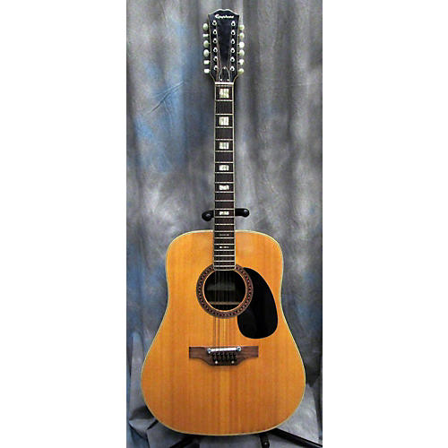 Epiphone 6834 12 String Acoustic Guitar