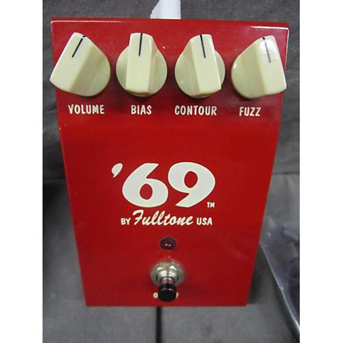 Fulltone 69 CLASSIC FUZZ Effect Pedal-thumbnail