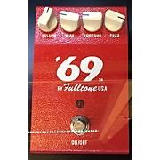 Fulltone '69 Fuzz Effect Pedal