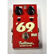 Fulltone 69 Fuzz MkII Effect Pedal