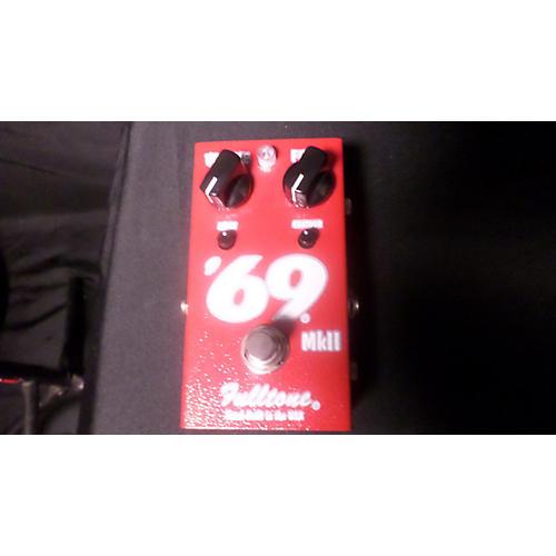 Fulltone '69 MkII Fuzz Effect Pedal-thumbnail