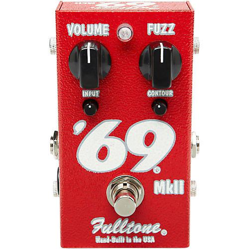 Fulltone '69 MkII Fuzz Guitar Effects Pedal