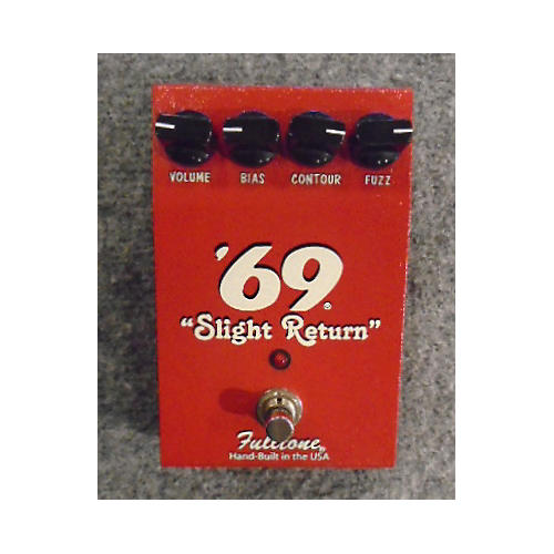 Fulltone 69 SLIGHT RETURN Effect Pedal